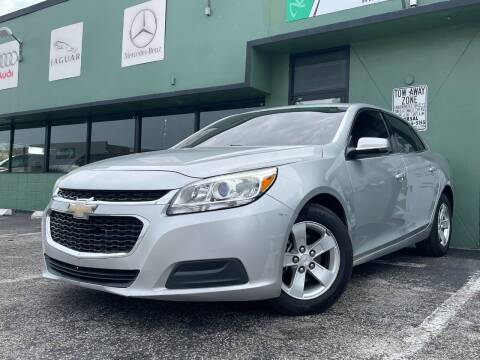 2016 Chevrolet Malibu Limited for sale at KARZILLA MOTORS in Oakland Park FL
