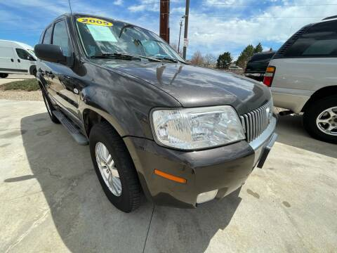 2005 Mercury Mariner for sale at AP Auto Brokers in Longmont CO