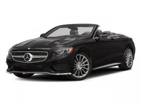 2017 Mercedes-Benz S-Class for sale at BIG STAR HYUNDAI in Houston TX