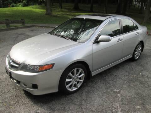 2007 Acura TSX for sale at Peekskill Auto Sales Inc in Peekskill NY