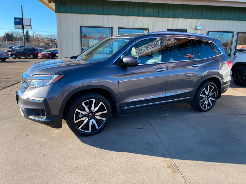 2019 Honda Pilot for sale at Murphy Motors Next To New Minot in Minot ND