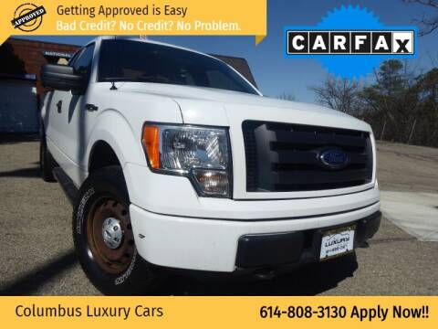 2011 Ford F-150 for sale at Columbus Luxury Cars in Columbus OH