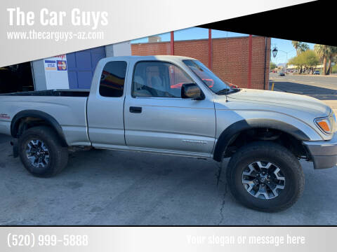 2001 Toyota Tacoma for sale at The Car Guys in Tucson AZ