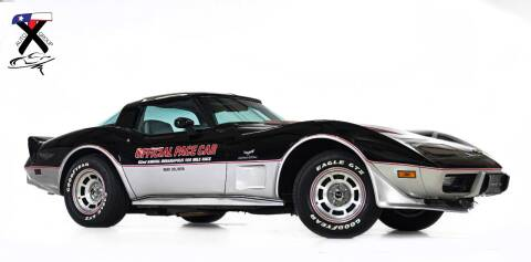 1978 Chevrolet Corvette for sale at TX Auto Group in Houston TX