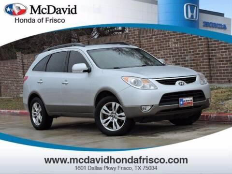 2012 Hyundai Veracruz for sale at DAVID McDAVID HONDA OF IRVING in Irving TX