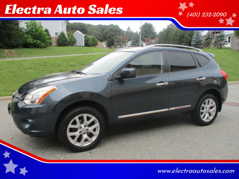 2013 Nissan Rogue for sale at Electra Auto Sales in Johnston RI