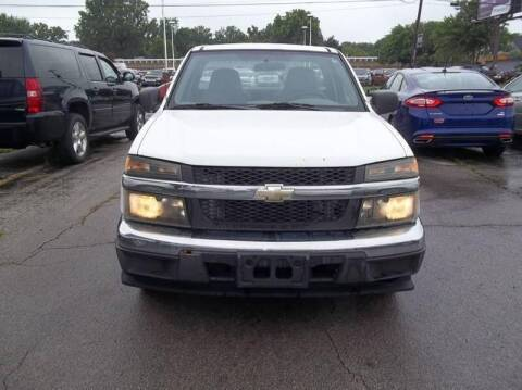 2006 Chevrolet Colorado for sale at Royal Motors - 33 S. Byrne Rd Lot in Toledo OH