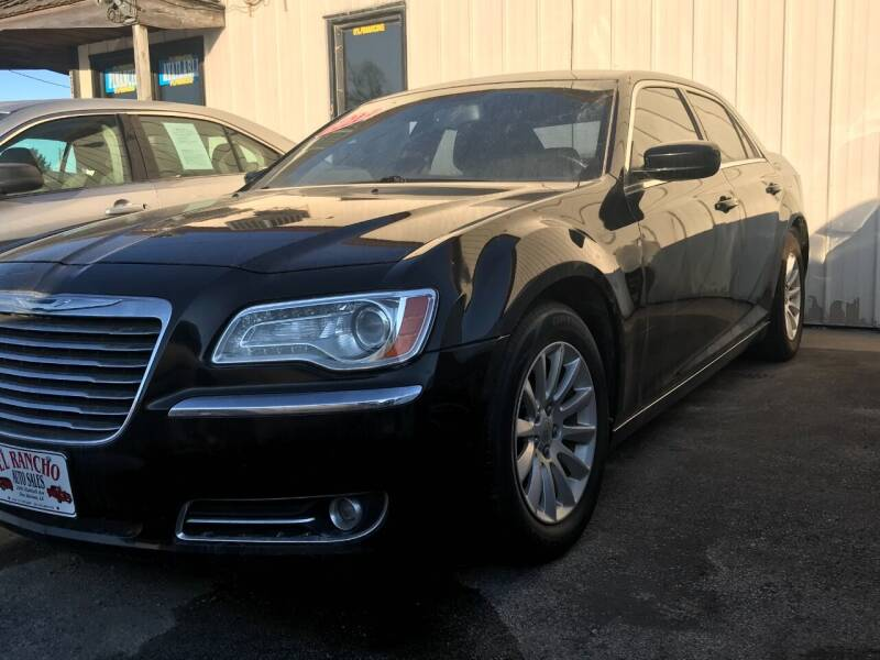 2012 Chrysler 300 for sale at El Rancho Auto Sales in Des Moines IA