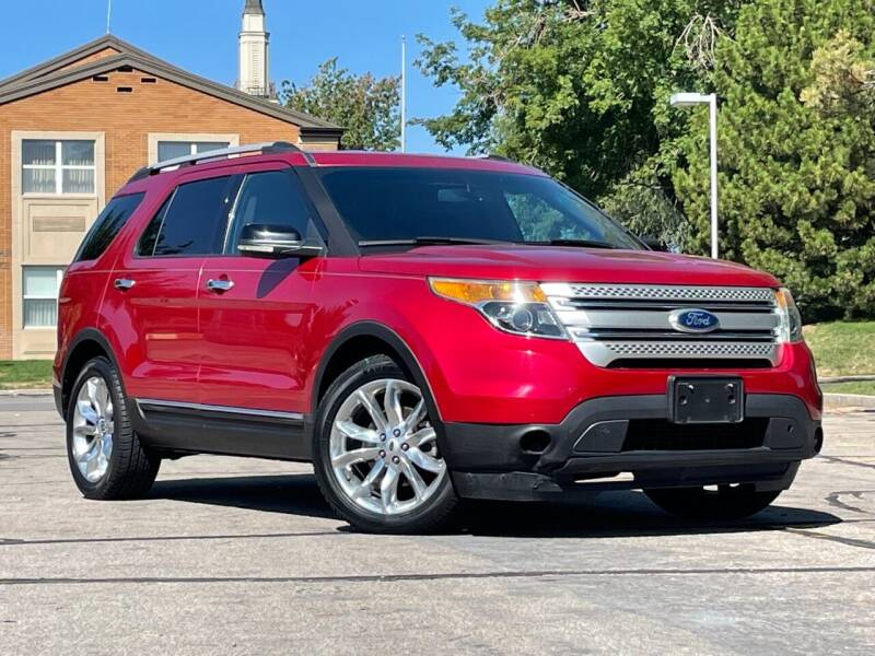2012 Ford Explorer for sale at Used Cars and Trucks For Less in Millcreek UT