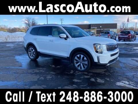 2020 Kia Telluride for sale at Lasco of Waterford in Waterford MI