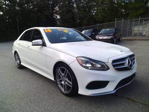 2014 Mercedes-Benz E-Class for sale at Import Plus Auto Sales in Norcross GA