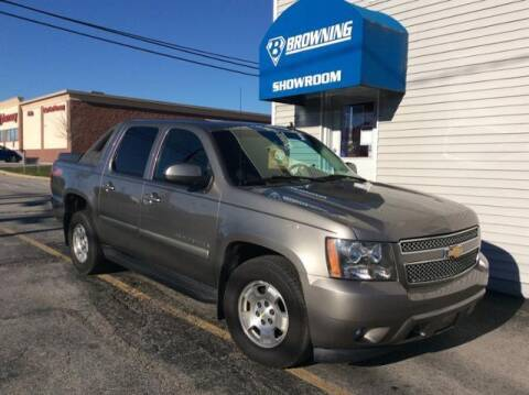 2007 Chevrolet Avalanche for sale at Browning Chevrolet in Eminence KY