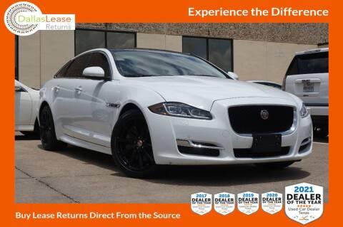 2016 Jaguar XJ for sale at Dallas Auto Finance in Dallas TX