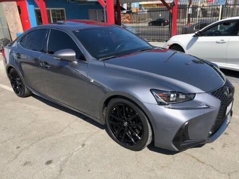 2018 Lexus IS 300 for sale at Ivys Motorsport in Los Angeles CA