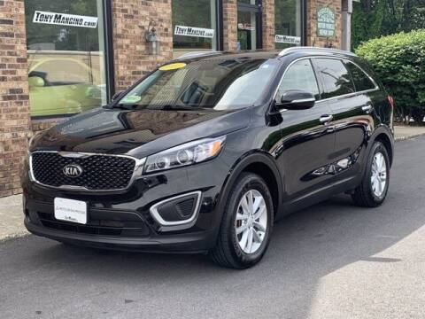 2017 Kia Sorento for sale at The King of Credit in Clifton Park NY
