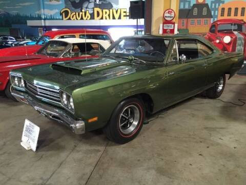 1969 Plymouth Roadrunner for sale at Classic Car Deals in Cadillac MI