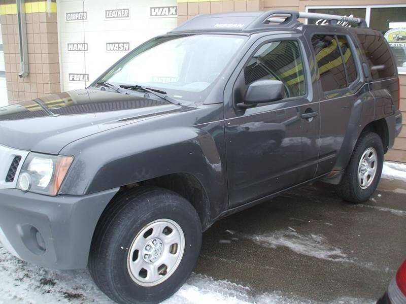 2010 Nissan Xterra for sale at FOUR SEASONS MOTORS in Plainview MN