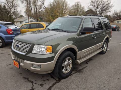 2005 Ford Expedition for sale at Progressive Auto Sales in Twin Falls ID