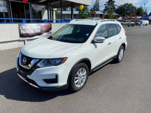 2017 Nissan Rogue for sale at TacomaAutoLoans.com in Tacoma WA
