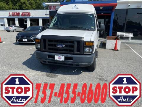 2011 Ford E-Series Cargo for sale at 1 Stop Auto in Norfolk VA