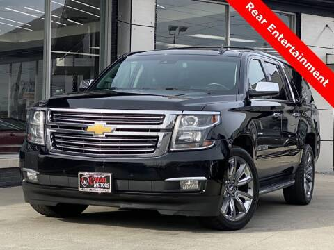 2016 Chevrolet Suburban for sale at Carmel Motors in Indianapolis IN