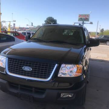 2006 Ford Expedition for sale at Fiesta Motors Inc in Las Cruces NM