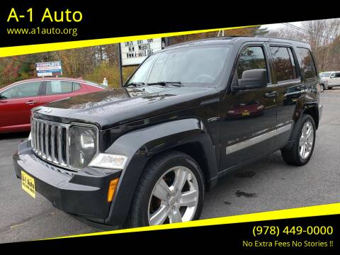 2011 Jeep Liberty for sale at A-1 Auto in Pepperell MA