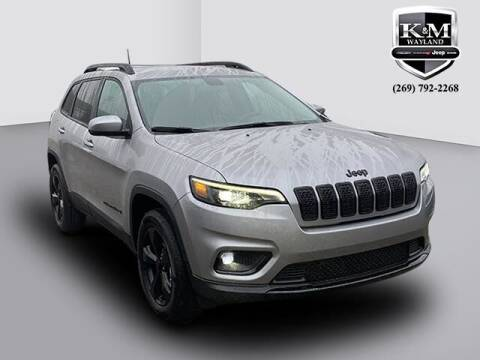 2020 Jeep Cherokee for sale at K&M Wayland Chrysler  Dodge Jeep Ram in Wayland MI