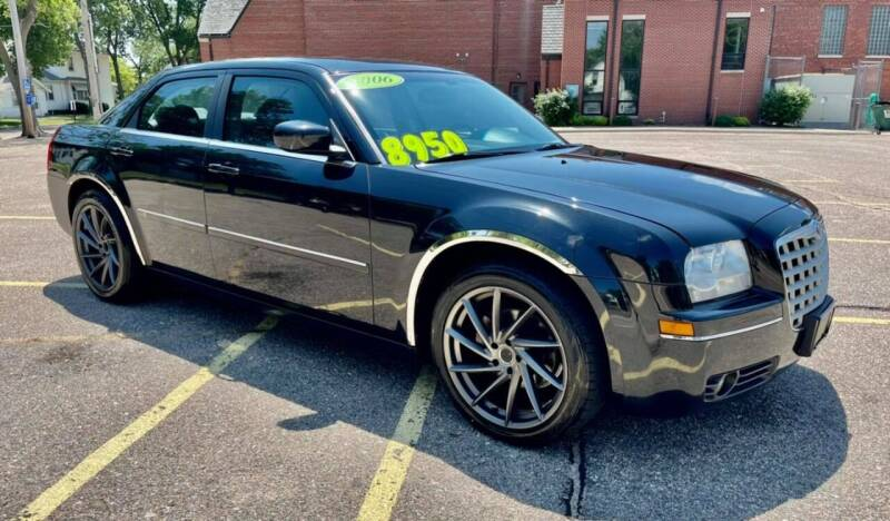 2006 Chrysler 300 for sale at Island Auto Express in Grand Island NE