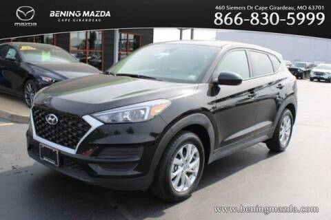 2019 Hyundai Tucson for sale at Bening Mazda in Cape Girardeau MO