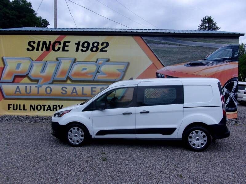 2021 Ford Transit Connect Cargo for sale at Pyles Auto Sales in Kittanning PA