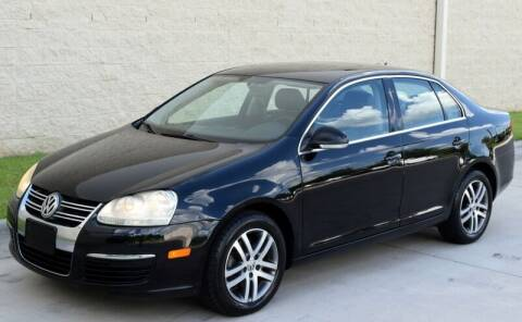 2006 Volkswagen Jetta for sale at Raleigh Auto Inc. in Raleigh NC