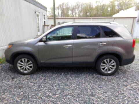 2011 Kia Sorento for sale at West End Auto Sales LLC in Richmond VA