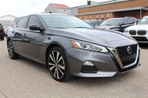 2019 Nissan Altima for sale at SHAFER AUTO GROUP in Columbus OH