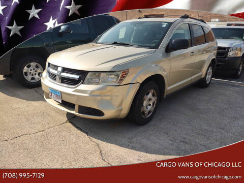 2010 Dodge Journey for sale at Cargo Vans of Chicago LLC in Mokena IL