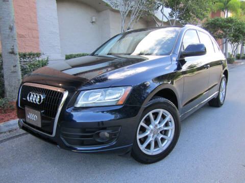 2010 Audi Q5 for sale at FLORIDACARSTOGO in West Palm Beach FL