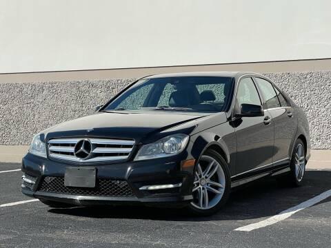 2012 Mercedes-Benz C-Class for sale at Universal Cars in Marietta GA