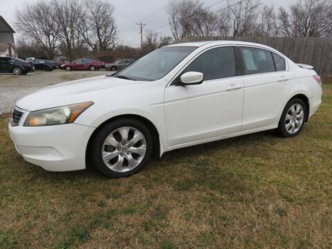 2009 Honda Accord for sale at Davie County Motors in Mocksville NC