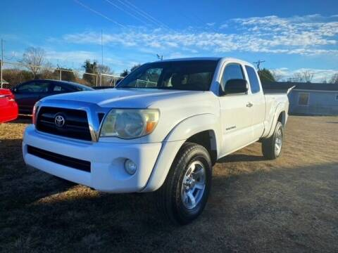 2007 Toyota Tacoma for sale at Cutiva Cars in Gastonia NC