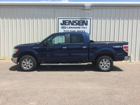 2010 Ford F-150 for sale at Jensen's Dealerships in Sioux City IA