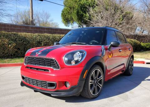 2014 MINI Countryman for sale at International Auto Sales in Garland TX