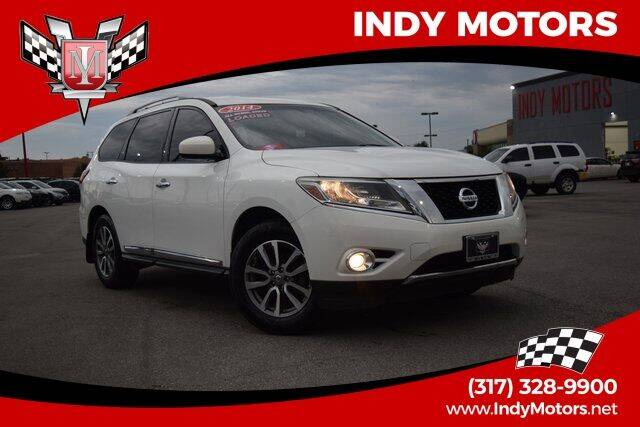 2014 Nissan Pathfinder for sale at Indy Motors Inc in Indianapolis IN