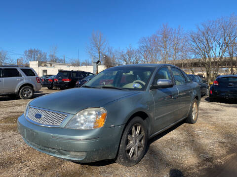 2005 Ford Five Hundred for sale at MFT Auction in Lodi NJ
