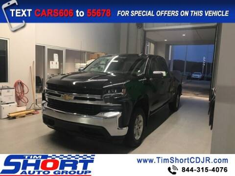 2020 Chevrolet Silverado 1500 for sale at Tim Short Chrysler in Morehead KY