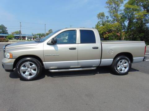 2004 Dodge Ram Pickup 1500 for sale at CR Garland Auto Sales in Fredericksburg VA
