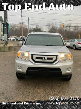 2009 Honda Pilot for sale at Top End Auto in North Atteboro MA