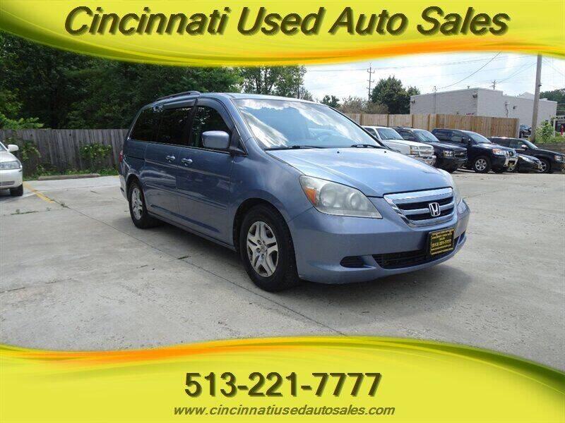 2007 Honda Odyssey for sale at Cincinnati Used Auto Sales in Cincinnati OH