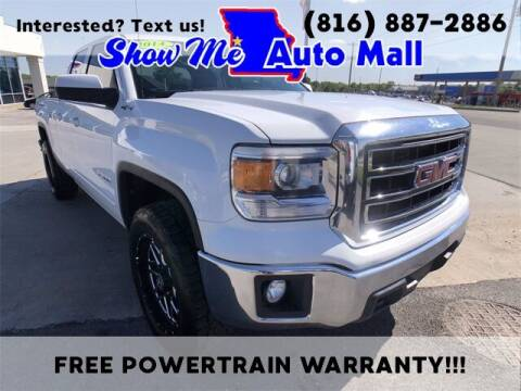2014 GMC Sierra 1500 for sale at Show Me Auto Mall in Harrisonville MO