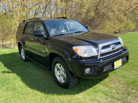 2007 Toyota 4Runner for sale at M & M Motors in West Allis WI