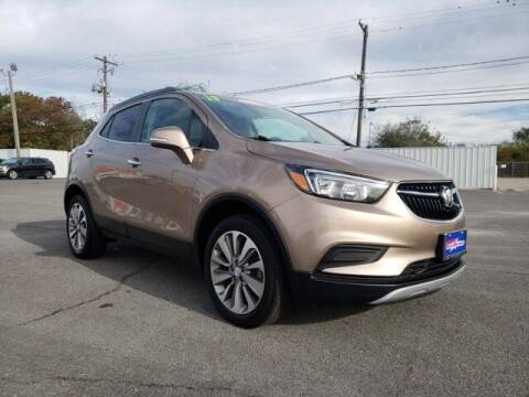2019 Buick Encore for sale at All Star Mitsubishi in Corpus Christi TX